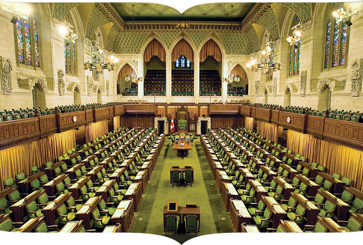 How Canadians Govern Themselves - Inside View