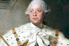 King George III of Great Britain