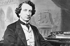 Sir John A. Macdonald, first Prime Minister of Canada