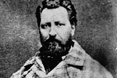 Louis Riel, leader of the Red River Rebellion