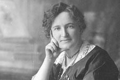 Nellie McClung, women's rights activist