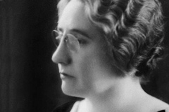 Agnes Macphail, first woman Member of Parliament
