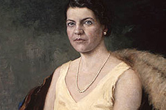 Cairine Wilson, first woman Senator