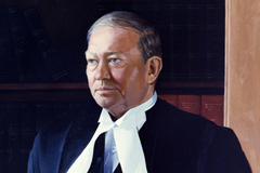 The Honourable John Allen Fraser